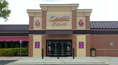 Pawn Shop in North Carolina | Picasso Pawn